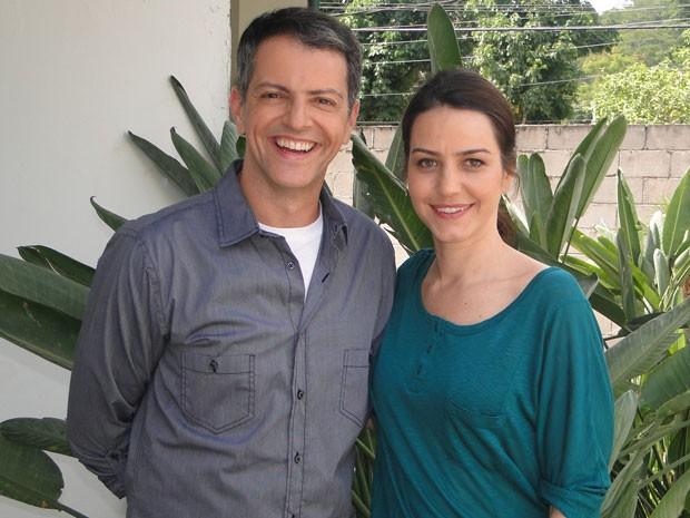Atores pesam na balança se a separação realmente é a melhor solução (Foto: Malhação / Tv Globo)