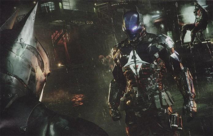 Batman: Arkham Knight (Foto: Divulgação)