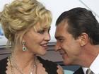 Melanie Griffith pede divórcio a Antonio Banderas, diz site