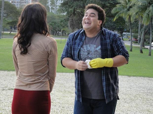 A volta de André Marques como Mocotó promete! O malandro só vai se meter em confusão (Foto: Malhação / Tv Globo)