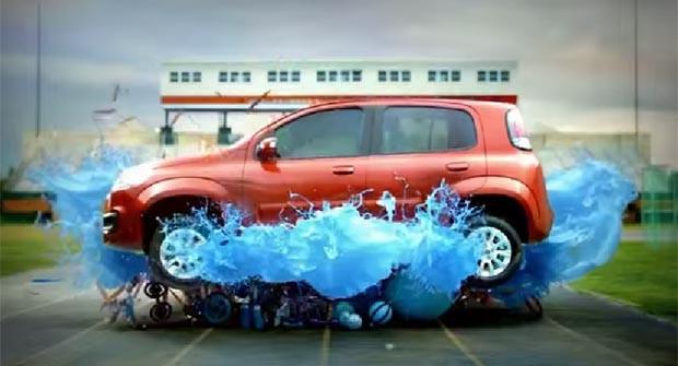 Fiat leva o troféu de Publicidade do Ano (Foto: Reprodução)