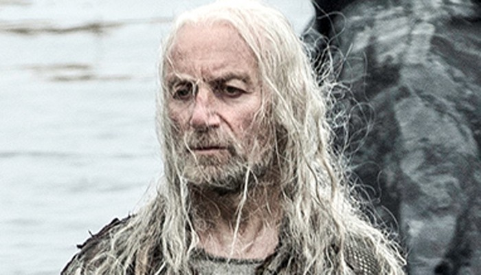 Aeron Greyjoy na série da HBO (Foto: Divulgação)