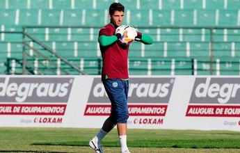 Pegorari ganha confiança de Pintado antes da estreia pelo Bugre na Série C