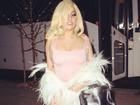 Lady Gaga posta foto de noitada e brinca: 'Certeza que estava bêbada '