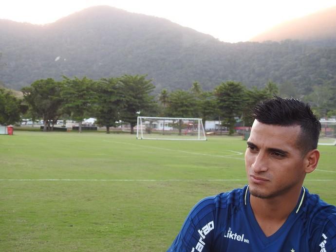 Trauco tem 10 partidas pelo Flamengo, dois gols marcados e apenas uma derrota em amistoso  (Foto: Fred Gomes)