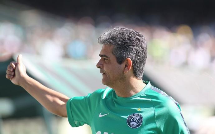Ney Franco; Coritiba (Foto: Giuliano Gomes/PR PRESS)
