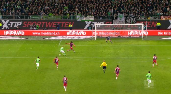 De Bruyne Dante Wolfsburg Bayern