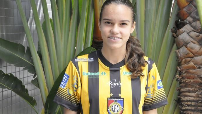 Ana Vitória Rondonopolis (Foto: Christian Guimarães)