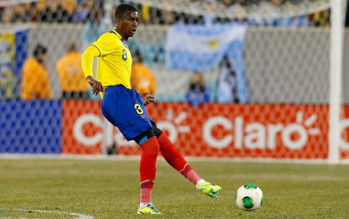 Frickson Erazo seleção do Equador (Foto: Getty Images)