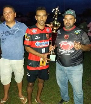 Eduardo Flamengo-PI (Foto: Luís Júnior)