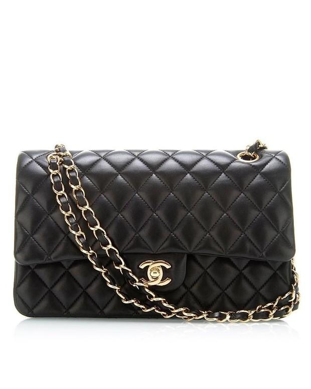 bolsa Chanel classic flap  (Foto: Divulgação)