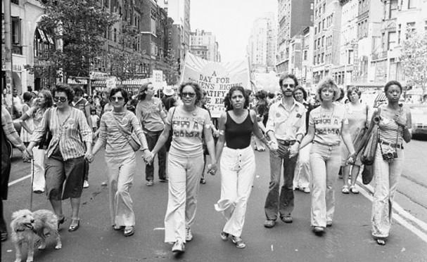 Marcha feminista nos EUA (Foto: Divulgação)