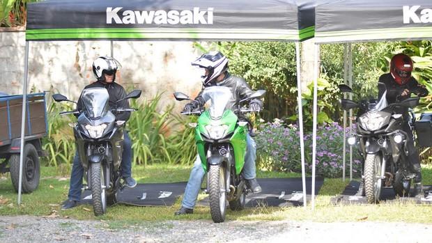 teste kawasaki versys 3003