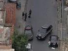 Sete são presos em operação na Pedreira Prado Lopes, em BH (Reprodução/TV Globo)