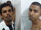 Jovens são presos durante troca de tiros com PMs na Chã da Jaqueira