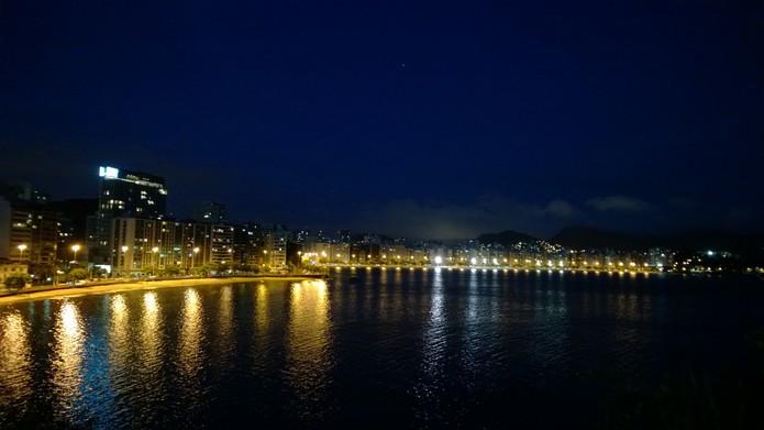 Lumia 1520 consegue bons resultados em ambientes com baixa luminosidade (Foto: Elson de Souza/TechTudo)