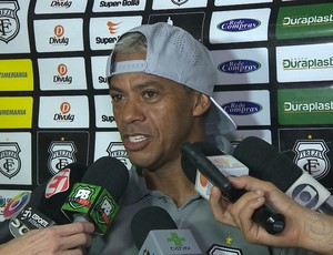 Marcelinho Paraíba, Treze (Foto: Reprodução / TV Paraíba)