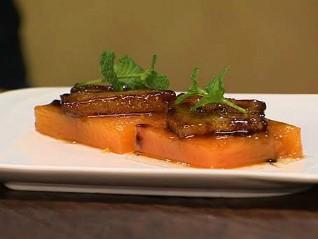 doce de abobora com bacon (Foto: Reprodução/ Vanguarda)