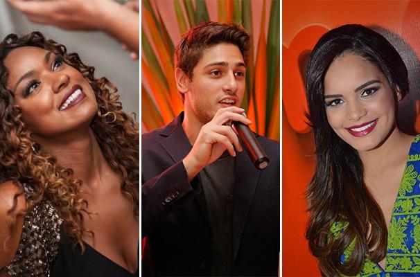 Festa do vem_aí na TV TEM teve a presença dos artistas Cris Vianna em São José do Rio Preto, Daniel Rocha em Sorocaba e Carol Macedo em Bauru (Foto: Marketing/TV TEM)