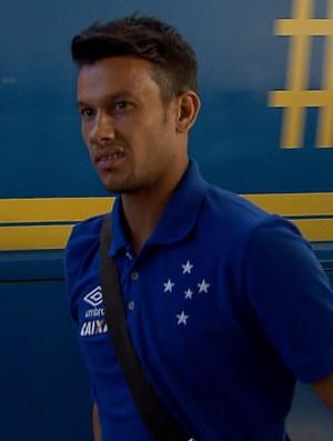 Henrique Cruzeiro (Foto: Reprodução/ TV Globo Minas)