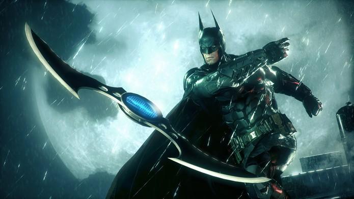 Batman: Arkham Knight finaliza a história iniciada em Arkham Asylum (Foto: Divulgação)