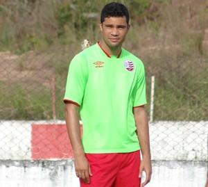 Anderson Preto Náutico (Foto: Daniel Gomes)