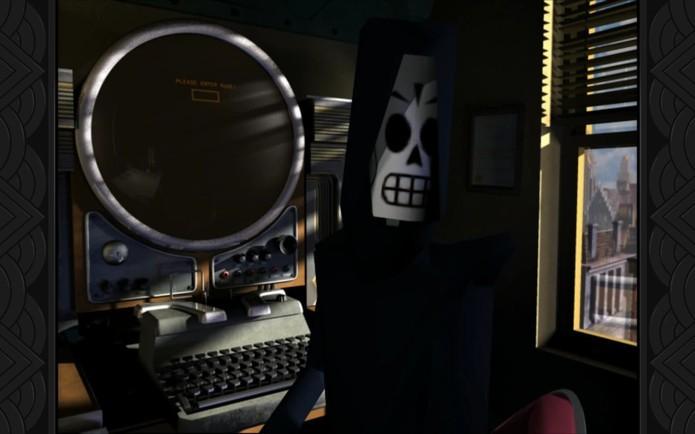 Grim Fandango Remastered (Foto: Divulgação)