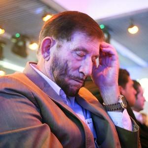 Ilidio Lico Presidente Portuguesa (Foto: Marcos Ribolli)