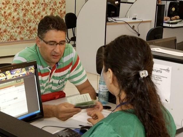 O número de desempregados no Tocantins aumentou nos últimos anos (Foto: Reprodução/TV Anhanguera)