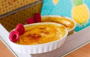 Como fazer um crème brulée tradicional