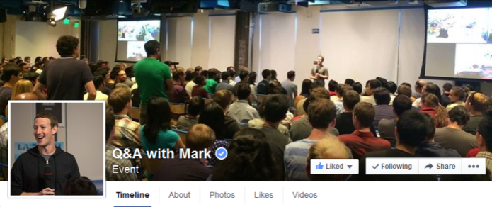 Na próxima quinta-feria, Mark Zuckerberg responde às perguntas dos usuários do Facebook (Foto: Reprodução/Lívia Dâmaso) (Foto: Na próxima quinta-feria, Mark Zuckerberg responde às perguntas dos usuários do Facebook (Foto: Reprodução/Lívia Dâmaso))