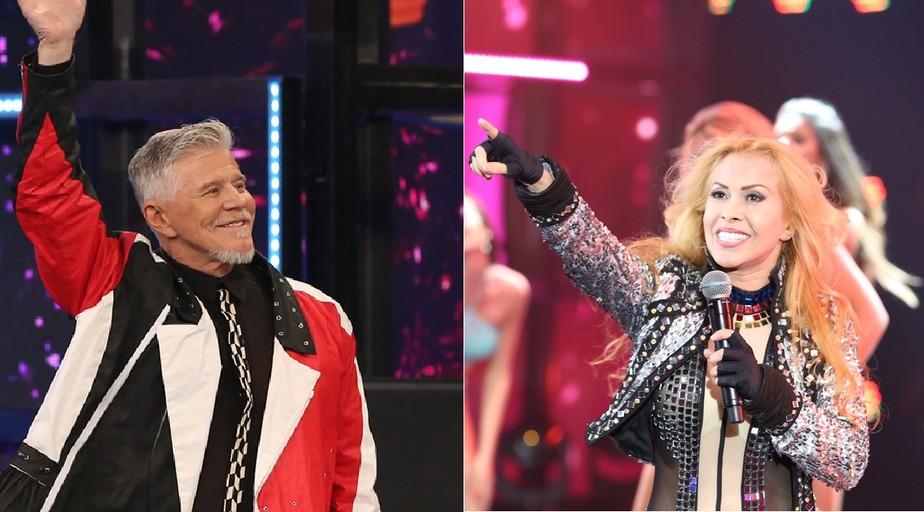 Miguel Falabella diz que adoraria interpretar Joelma no 'Show dos Famosos'