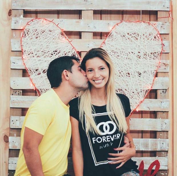 Erismax Félix e Suelem Souza (Foto: Reprodução/Instagram)