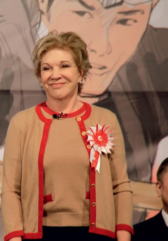A senadora Marta Suplicy (PMDB-SP) (Foto: FABRICIO BOMJARDIM/BRAZIL PHOTO PRESS/ESTADÃO CONTEÚDO)