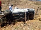 Dois morrem em colisão na RN-117 e capotamento de caminhão na BR-101