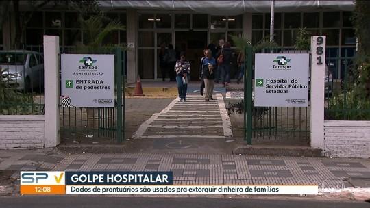 Estelionatários usam prontuários para enganar famílias de pacientes