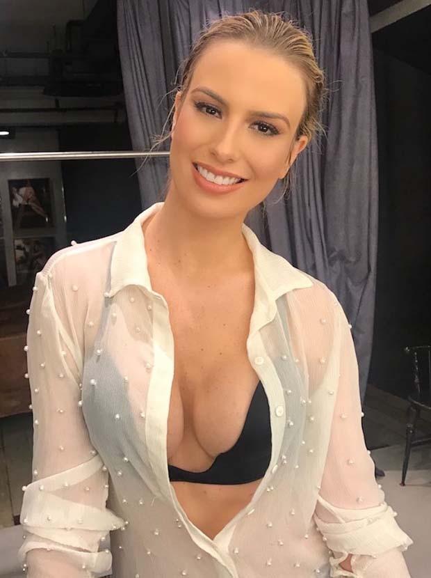 Fernanda Keulla (Foto: Divulgação)
