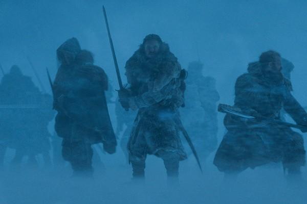 O Esquadrão Suicida de 'Game of Thrones' terá um monte de problemas além da Muralha (Foto: Divulgação)