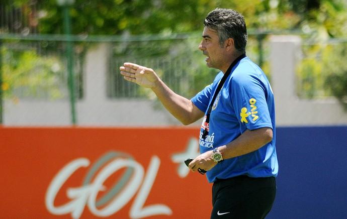 alexandre gallo Treino Seleção brasileira Sub 20  (Foto: Alexandre Durão)