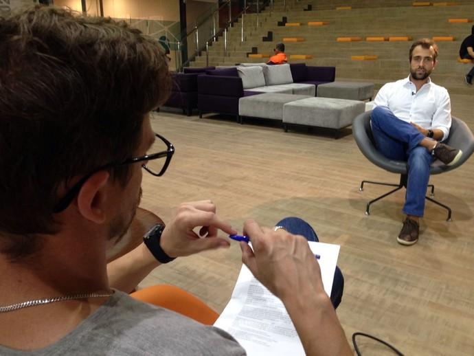 Mistura mostra como usar a internet em favor dos estudos  (Foto: RBS TV/Divulgação )