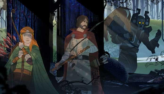 The Banner Saga ganha nova versão (Foto: Divulgação/Stoic)