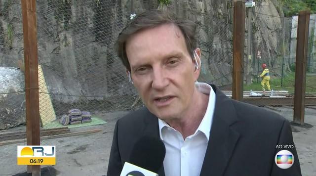 Marcelo Crivella diz que há possibilidade de licitações de novas linhas de ônibus