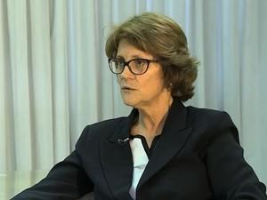 desembargadora Liselena Ribeiro (Foto: Reprodução/RBS TV)