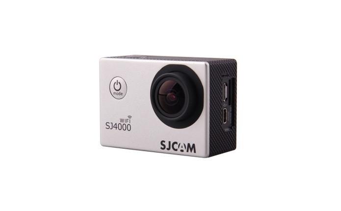 O modelo SJ4000 possui entrada USB 2.0 e HDMI (Foto: Divulgação/SJCAM)