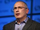 Rússia emite pedido de captura contra opositor Khodorkovsky