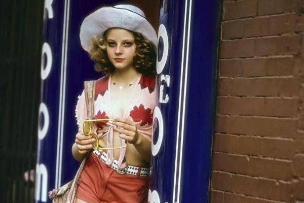 Jodie Foster em 'Taxi Driver' (1976) (Foto: Divulgação)