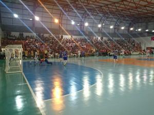 Sorocaba x Guaratinguetá - Liga Paulista 2014 (Foto: Emilio Botta)