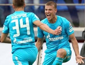 Igor Denisov Zenit (Foto: Reprodução/Site oficial do Zenit)