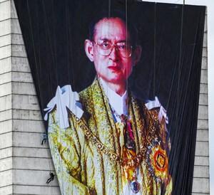 Rei da Tailândia -  (Foto: REUTERS/Athit Perawongmetha)