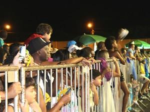 Carnaval uberlândia (Foto: Caroline Aleixo/G1)